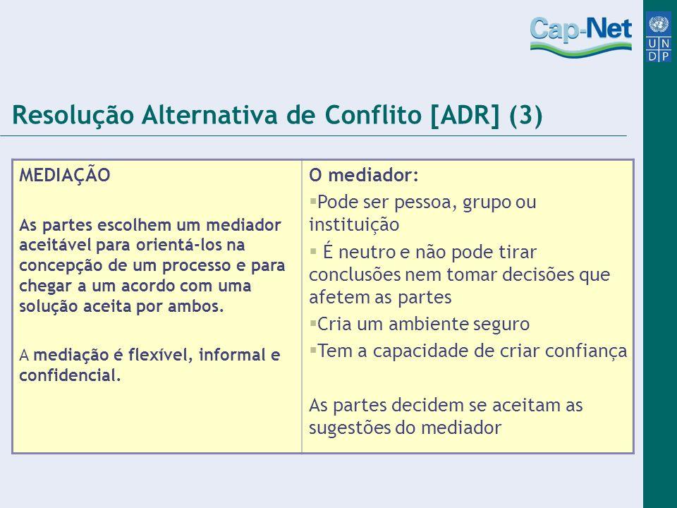 Resolução Alternativa de Conflito [ADR] (3)